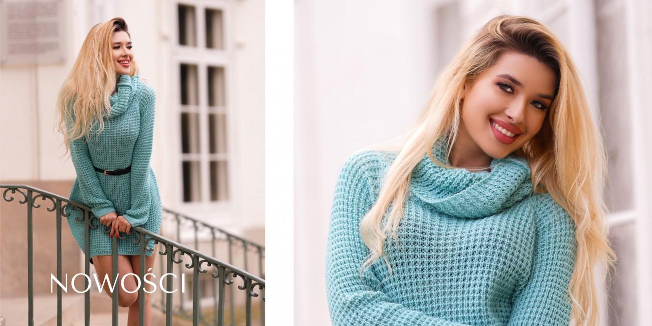 Nowa kolekcja jesienna 2020 - damska odzież włoska