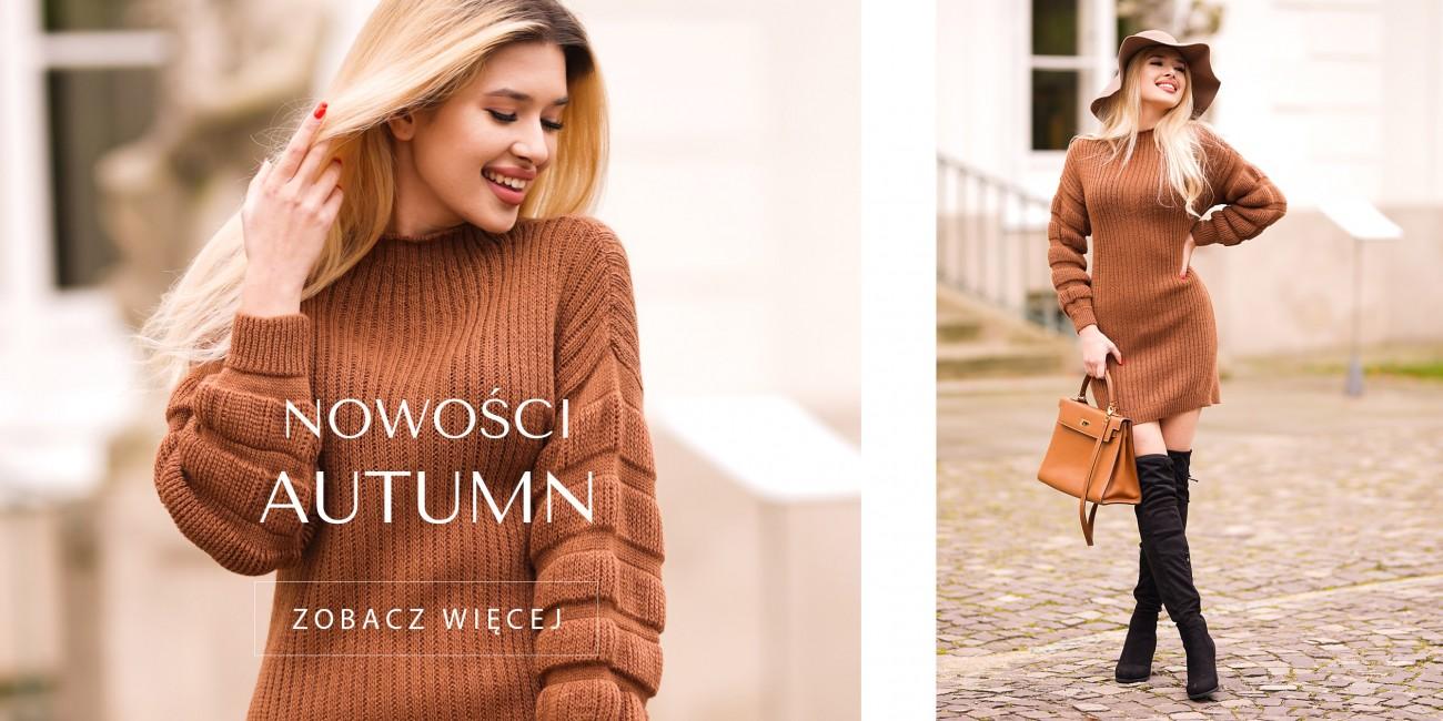 Nowości - najnowsze ubrania dla kobiet z kolekcji sklepu internetowego MOOSE
